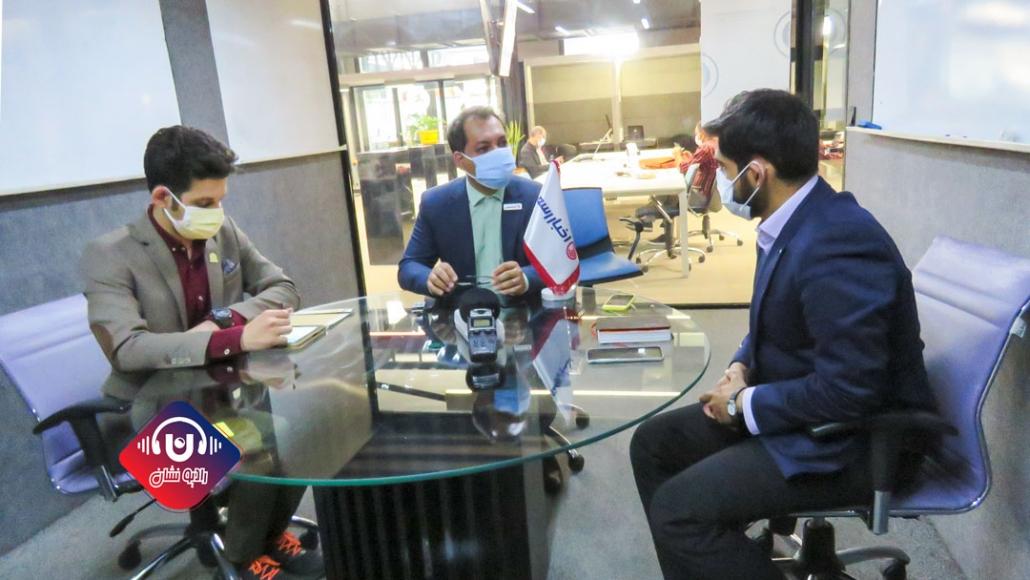 قسمت دوم رادیو نشان با مجید کثیری موسس اخبار رسمی